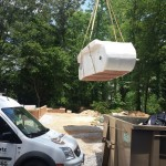 Virginia Home Addition Project by Leo Lantz Construction In Progress (4)