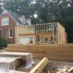 Virginia Home Addition Project by Leo Lantz Construction In Progress (6)