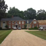 Virginia Home Addition Project by Leo Lantz Construction In Progress (8)