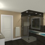 Complete Home Remodel in Interlaken NJ CAD (2)-Design Build Planners