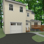 Addition for Historic Home in South Orange CAD (1)-Design Build Pros