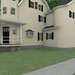 Addition for Historic Home in South Orange CAD (4)-Design Build Pros