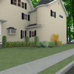 Addition for Historic Home in South Orange CAD (6)-Design Build Pros