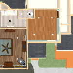 Dollhouse Overview Addition for Historic Home in South Orange CAD (2)-Design Build Pros