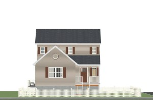 Knock Down and Rebuild in Middletown NJ CAD (1)-Design Build Pros