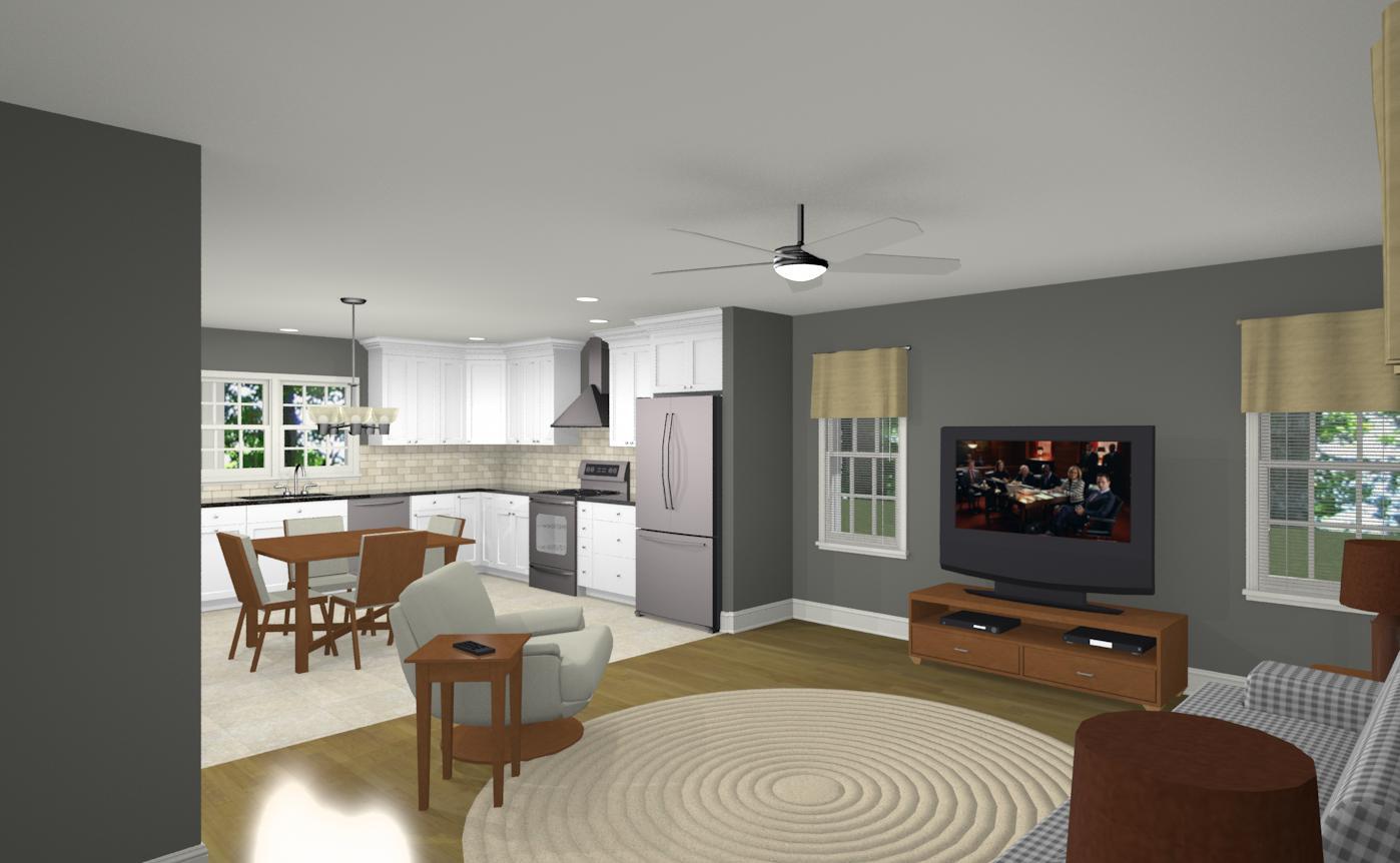 Knock Down And Rebuild In Middletown NJ CAD 8 Design Build Pros