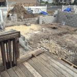 Knock Down and Rebuild in Middletown NJ In Progress 4-19-2016 (1)