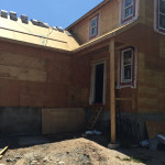 Knock Down and Rebuild in Middletown NJ In Progress 5-18-2016 (5)