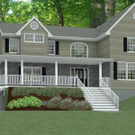 Add A Level and Interior Renovation in Morris County, NJ CAD (1)-Design Build Pros