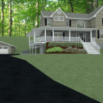 Add A Level and Interior Renovation in Morris County, NJ CAD (1a)-Design Build Planners