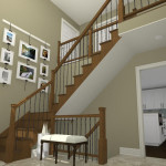 Add A Level and Interior Renovation in Morris County, NJ CAD (28)-Design Build Planners