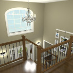 Add A Level and Interior Renovation in Morris County, NJ CAD (29)-Design Build Pros