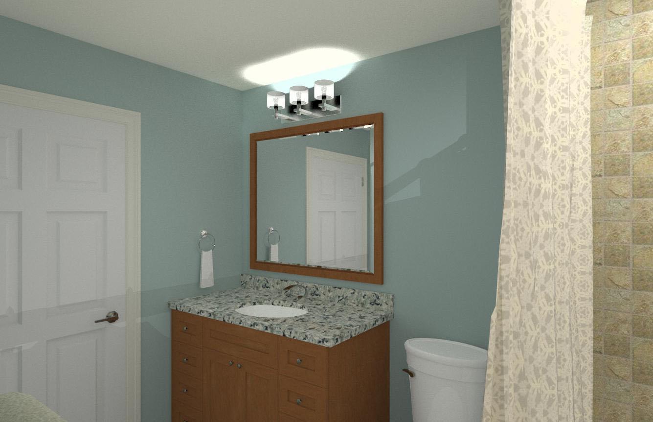 AddALevel And Interior Renovation In Morris County NJ Design - Bathroom remodeling morris county nj