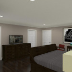 Add A Level and Interior Renovation in Morris County, NJ CAD (37)-Design Build Planners