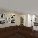 Add A Level and Interior Renovation in Morris County, NJ CAD (8)-Design Build Planners