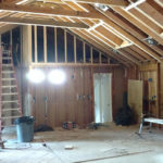 Open and Vaulted Kitchen in Colts Neck, NJ In Progress 8-10-2016 (8)
