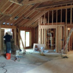 Open and Vaulted Kitchen in Colts Neck, NJ In Progress 8-25-2016 (5)