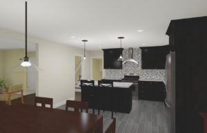 Kitchen PLUS in Montclair, NJ CAD (2)-Design Build Pros