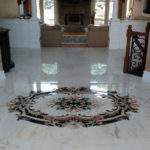 Marble for a Grand Entry Foyer in Warren, New Jersey (1)-Design Build Pros