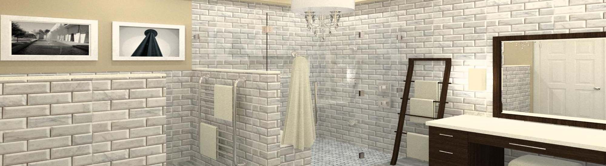 bathroom cad 1 design build pros - Bathroom Design Nj