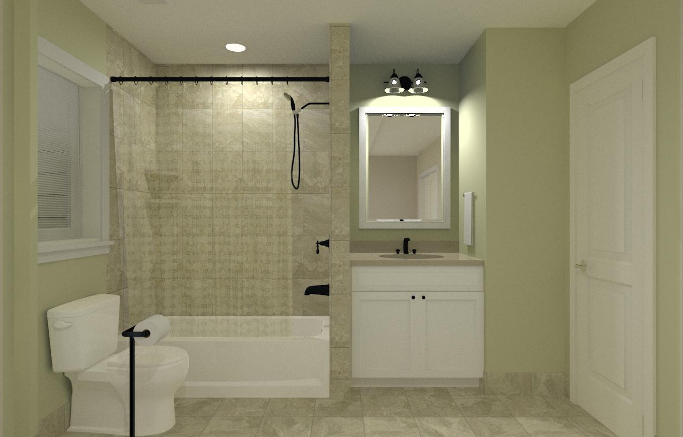 Hunterdon county nj bathroom designs design build pros for Bathroom designs nj