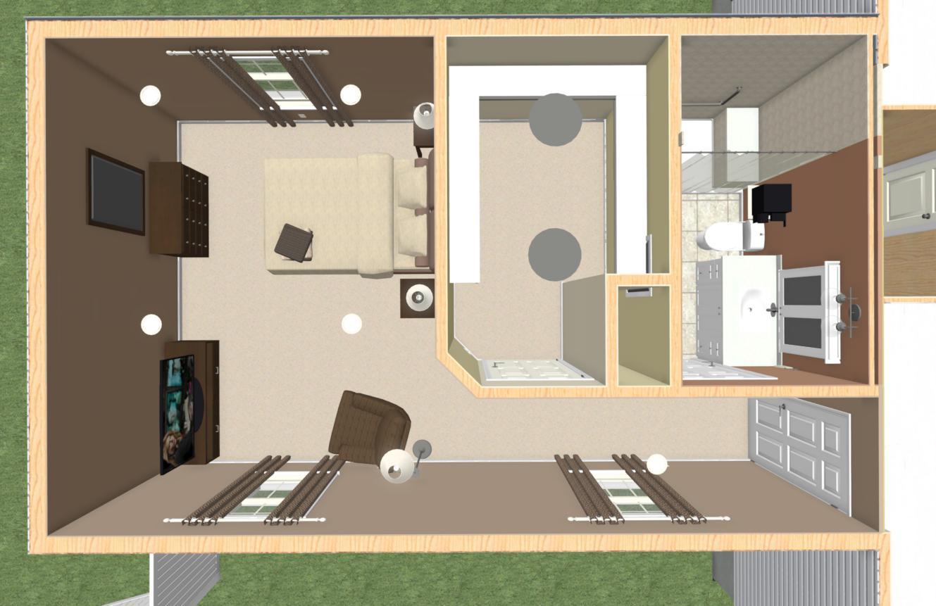 In law suite addition in monroe nj design build planners for In law suite addition plans