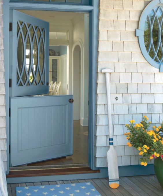 how to make a dutch door from scratch