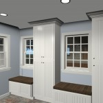 Mud room designs from the Design Build Planners (2)
