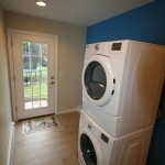mud room and laundry room combination