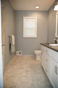 Hall bathroom makeover remodel in Randolph, NJ 07869 (1)