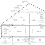 architect plans for a new construction home