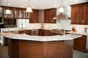 NJ kitchen design build remodeling from the Design Build Planners