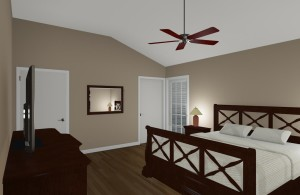 CAD of Master Suite in Essex County NJ (2)-Design Build Planners