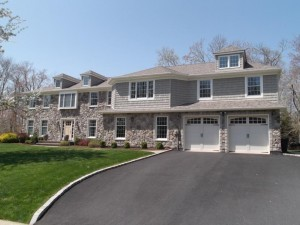 Exterior design build remodeling and addition in Berkeley Heights, NJ ~ Design Build Planners
