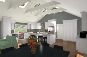 Interior Remodel CAD (5)-Design Build Planners