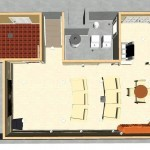 Basement renovation computer design from the Design Build Planners (2)