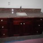 Bathroom Sink and Countertop
