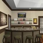 Bonus Room Makeover Remodel Option B2-Design Build Planners
