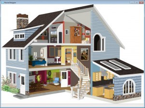 CAD software for remodeling and new home construction projects