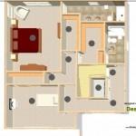 Dollhouse Floor Plan