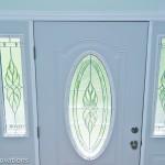 Entry door remodel - Design Build Planners