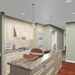 Kitchen Colonial Design 3 (3)