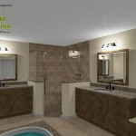 Master Bath Addition Desingn