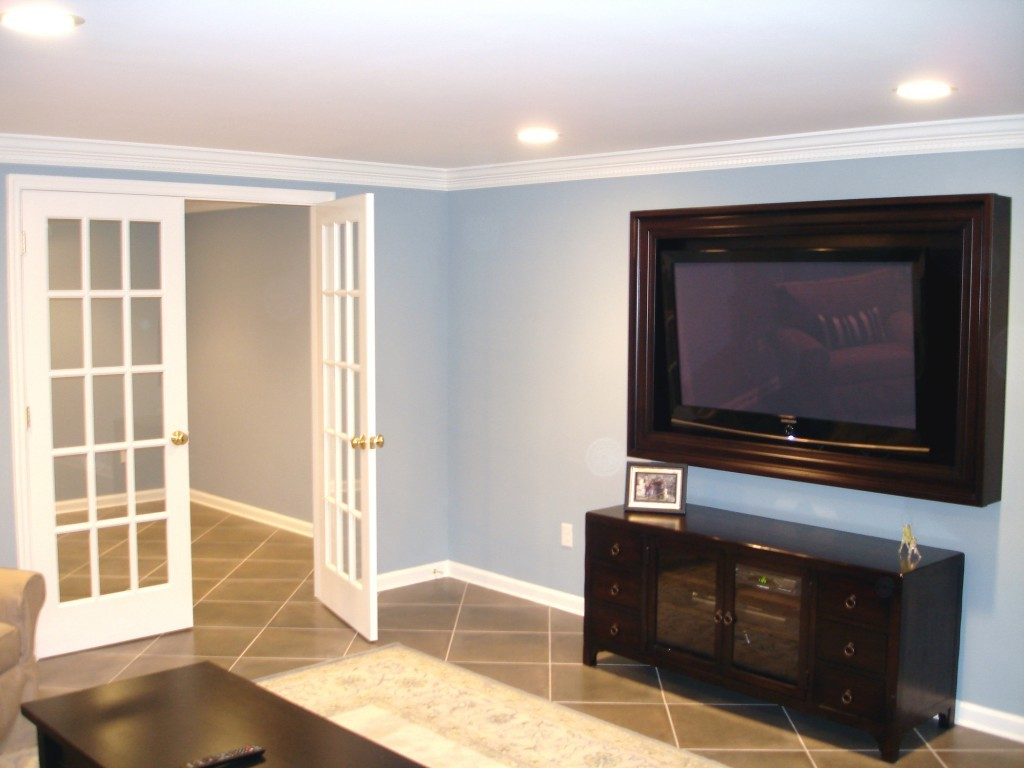 Monmouth County Basement Remodeling - Design Build Planners
