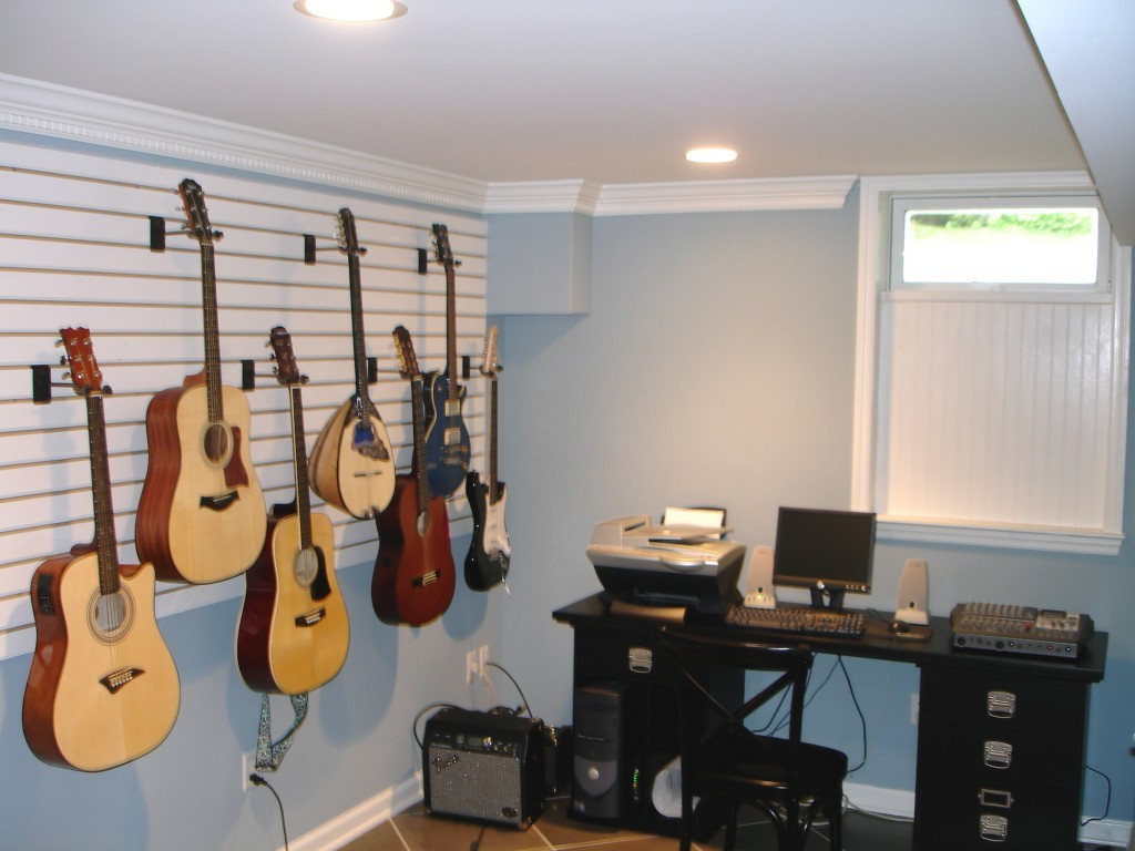 Monmouth County Basement Remodeling NJ