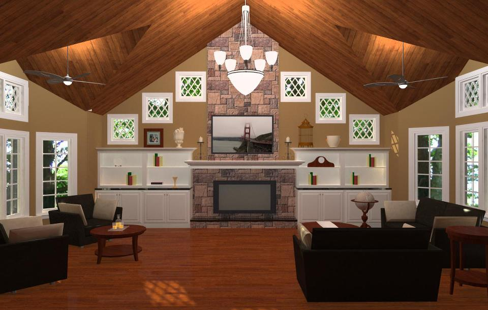 Monmouth County Family Room Addition Design Build Planners NJ