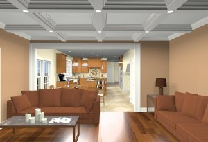 Monmouth County Family Room Addition Design Build Planners New Jersey