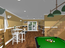 Navesink-walk-out-basement-and-remodeling-design-