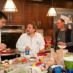 Party for kitchen remodel in Morris County New Jersey - Design Build Planners (14)