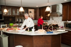 Party for kitchen remodel in Morris County New Jersey - Design Build Planners (22)